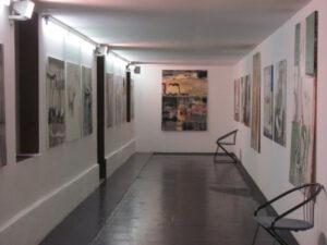 Teilansicht Galerie hinten