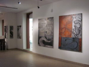 Teilansicht Galerie vorne