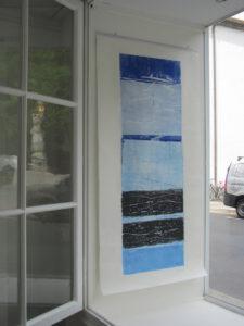 """Lavastrand"", H 138 x B 70 cm"