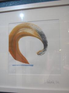 Summerfeeling, 2018 Acryl, Tusche, 30 x 30 cm