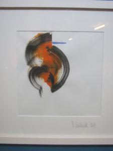 Summerfeeling, 2016 Acryl, Tusche, 30 x 30 cm
