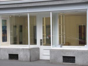 galerie-f5, Franziskanerplatz 5